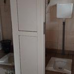 Де в Бахмуті попісяти й не тільки: Гід по вбиральнях (МАПА, ФОТО)