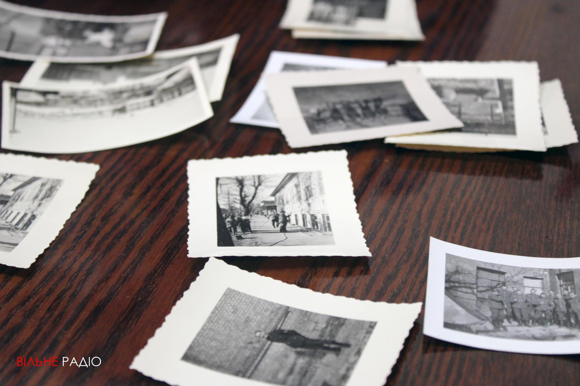 У Бахмутський краєзнавчий музей передали фото міста, які раніше ніхто не бачив