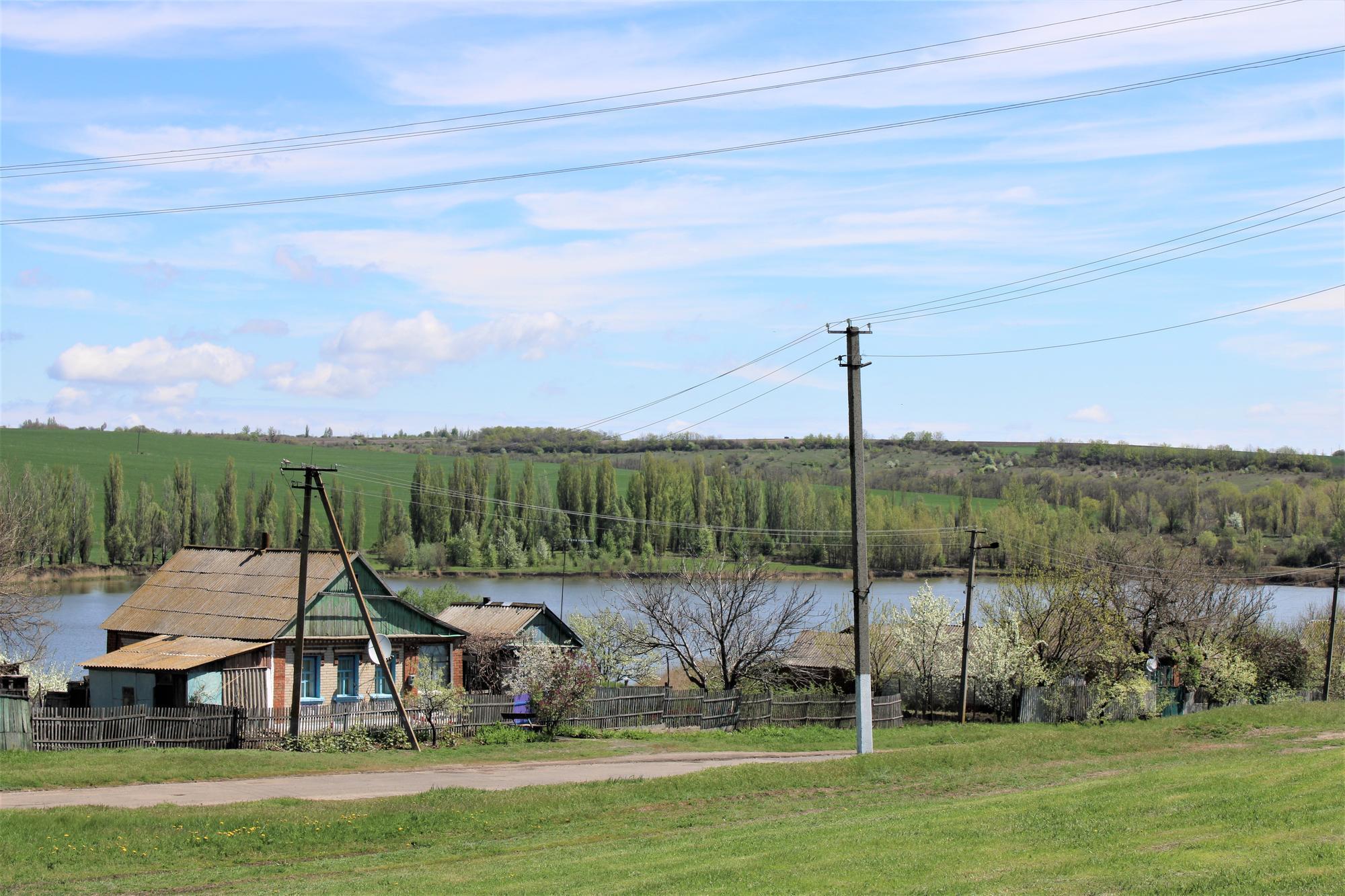 село Никольское Святогорской громады