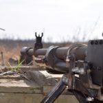 """На Донбасі за добу окупанти порушили """"тишу"""" двічі,  —  штаб ООС"""