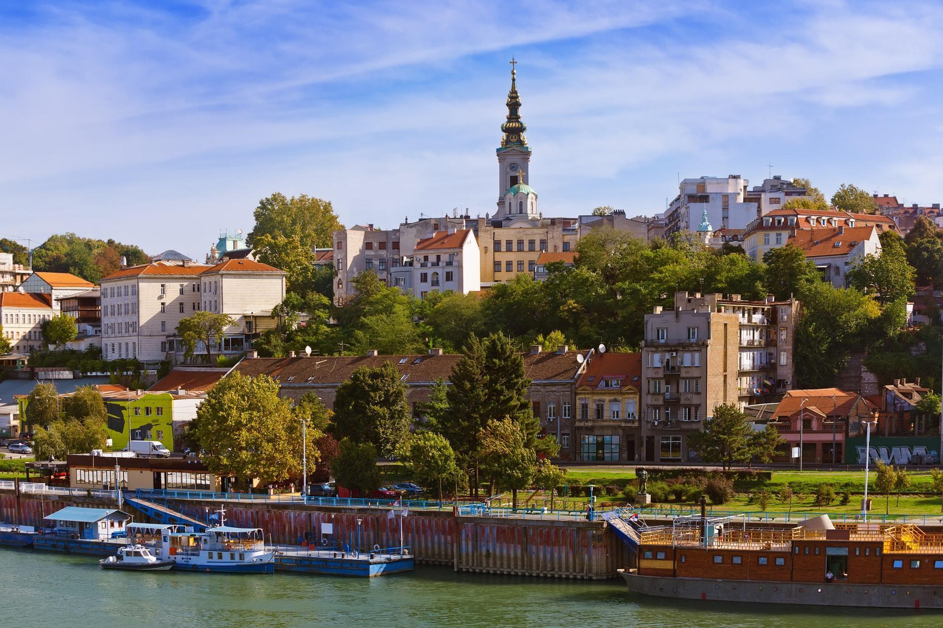 Как поехать в Сербию туристам из Украины