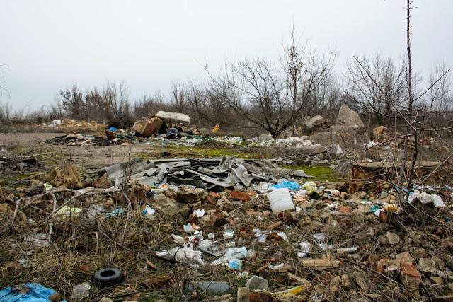 В Бахмутській ОТГ приберуть 5 несанкціонованих сміттєзвалищ