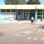 У Північному відновлюють школу. Замінюють вікна та утеплюють фасад