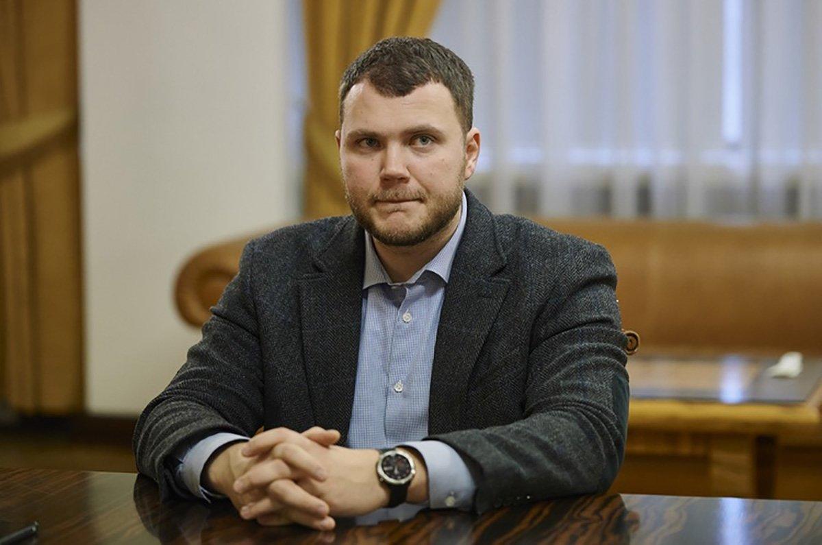 Министр инфраструктуры Украины Владислав Криклий подал в отставку