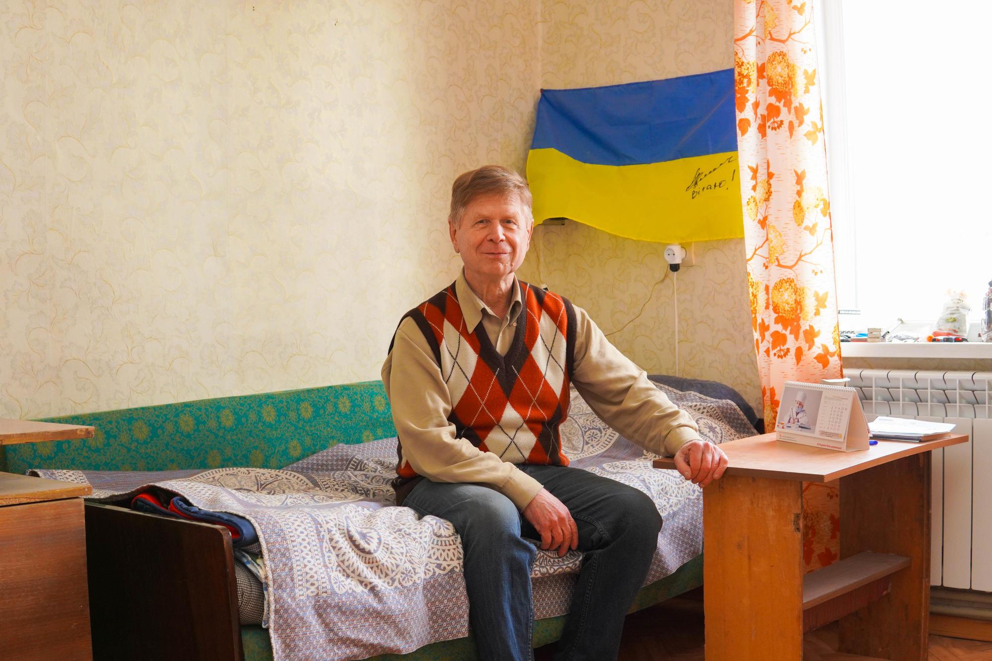 екс-полонений Анатолій Костенніков