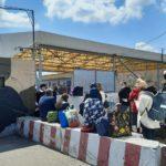 """КПВВ Донбасса: пропуск в субботу есть на """"Станице Луганской"""""""