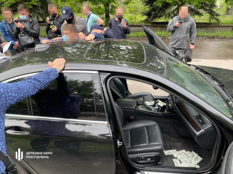 Судью из Донецкой области задержали на получении взятки