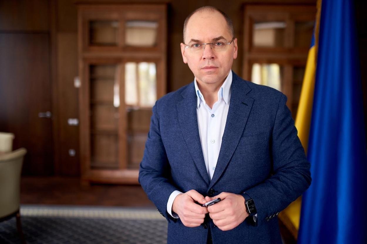 Министра здравоохранения Украины Максима Степанова могут уволить с должности