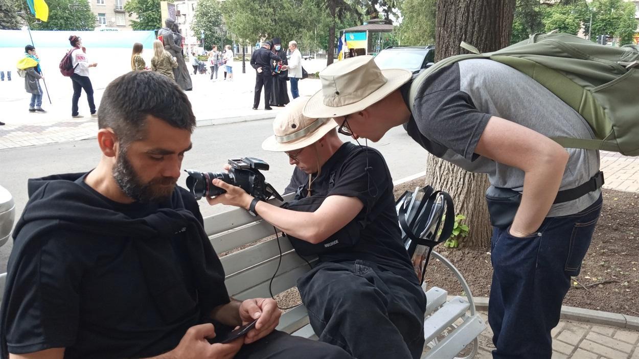 """Стартували зйомки документального кіно """"ЄвроДонбас"""""""