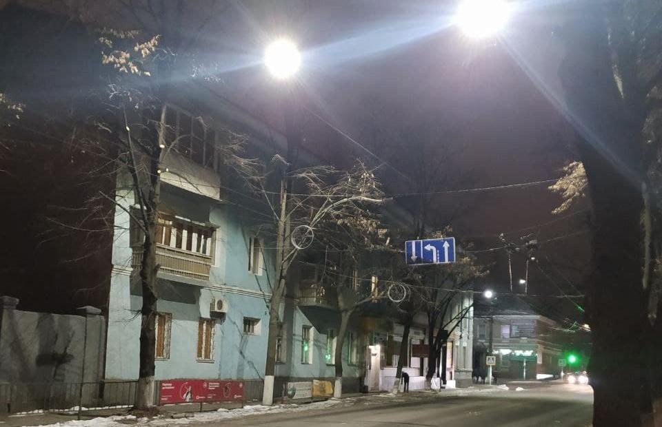 Охватим все села и поселки: в Бахмутcкой ОТГ за 5 лет хотят установить более тысячи светодиодных фонарей