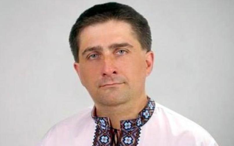 Политик из Горловки Владимир Рыбак, зверски убитый боевиками