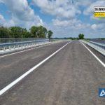 Ждали с 2014-го. Мост между Бахмутом и Светлодарском отстроили заново (ФОТО)
