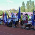 В Бахмуте стартовал чемпионат Украины для людей с инвалидностью (фоторепортаж)