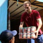 Вантажівка добра. Хоспіс у Часів Ярі за день отримав в допомогу базових продуктів до кінця року (ФОТО)