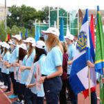 Бег под тучами. В Бахмуте стартовал чемпионат Украины по легкой атлетике (ФОТОРЕПОРТАЖ)