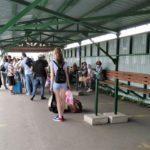 """На КПВВ Донбасу вже необов'язкові експрес-тести та самоізоляція з """"Вдома"""",  —  ДПСУ"""