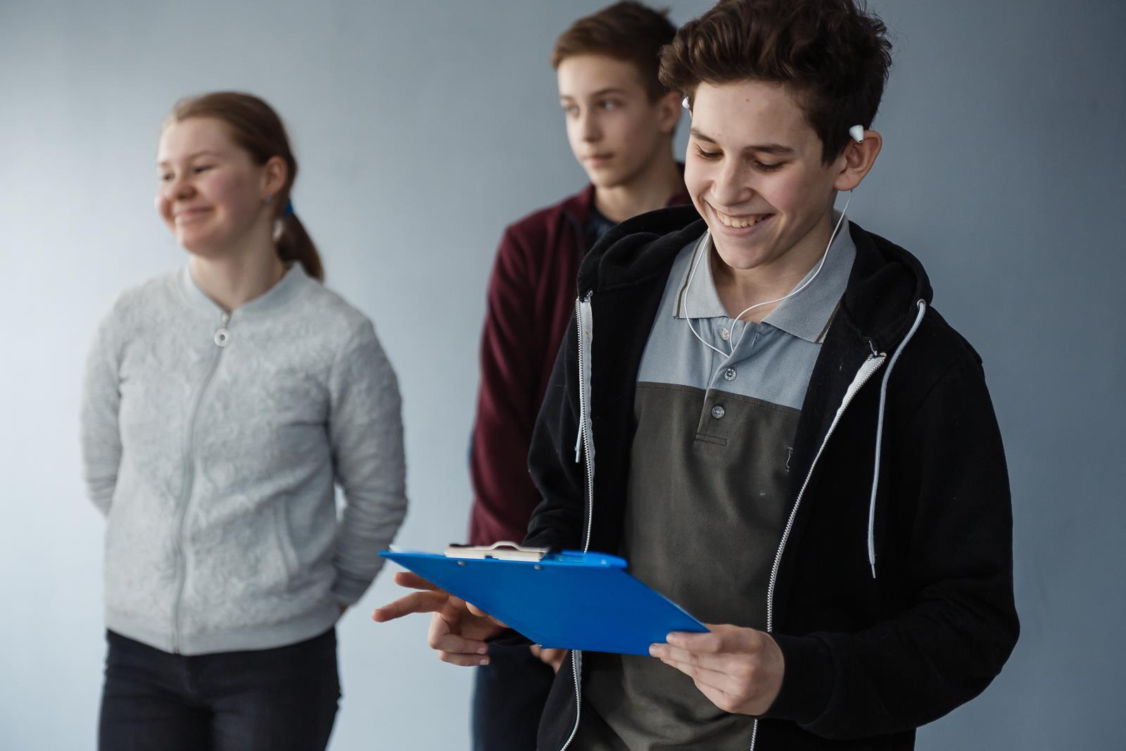 Украинских подростков приглашают поучиться в бизнес-школе