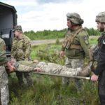 Під Волновахою бойовики поранили українського військового