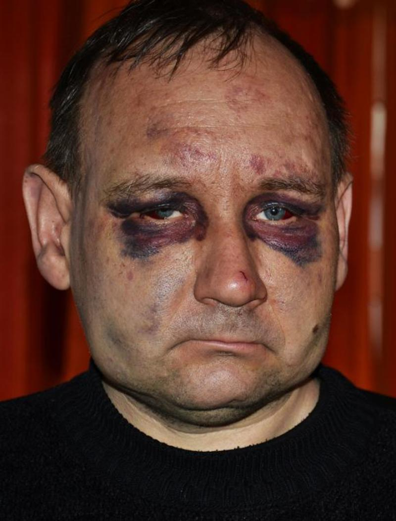 Олександр Вовк після полону