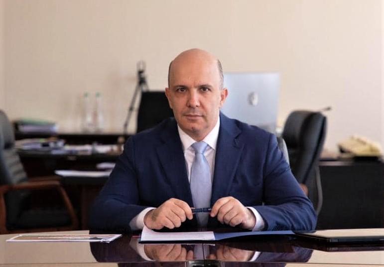 Роман Абрамовский министр экологии