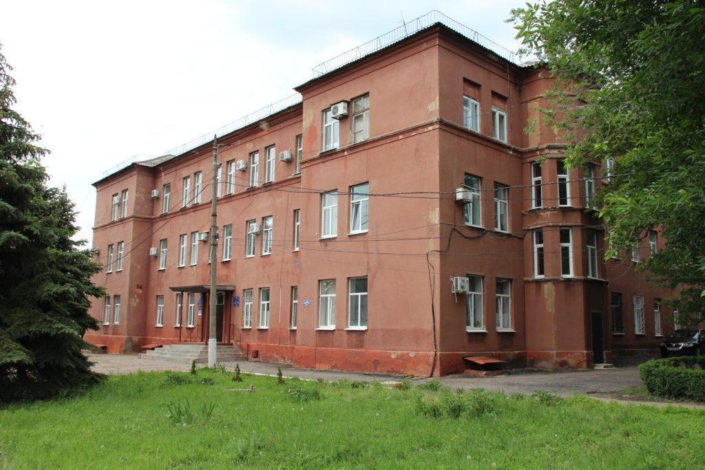 Торецька центральна міська лікарня