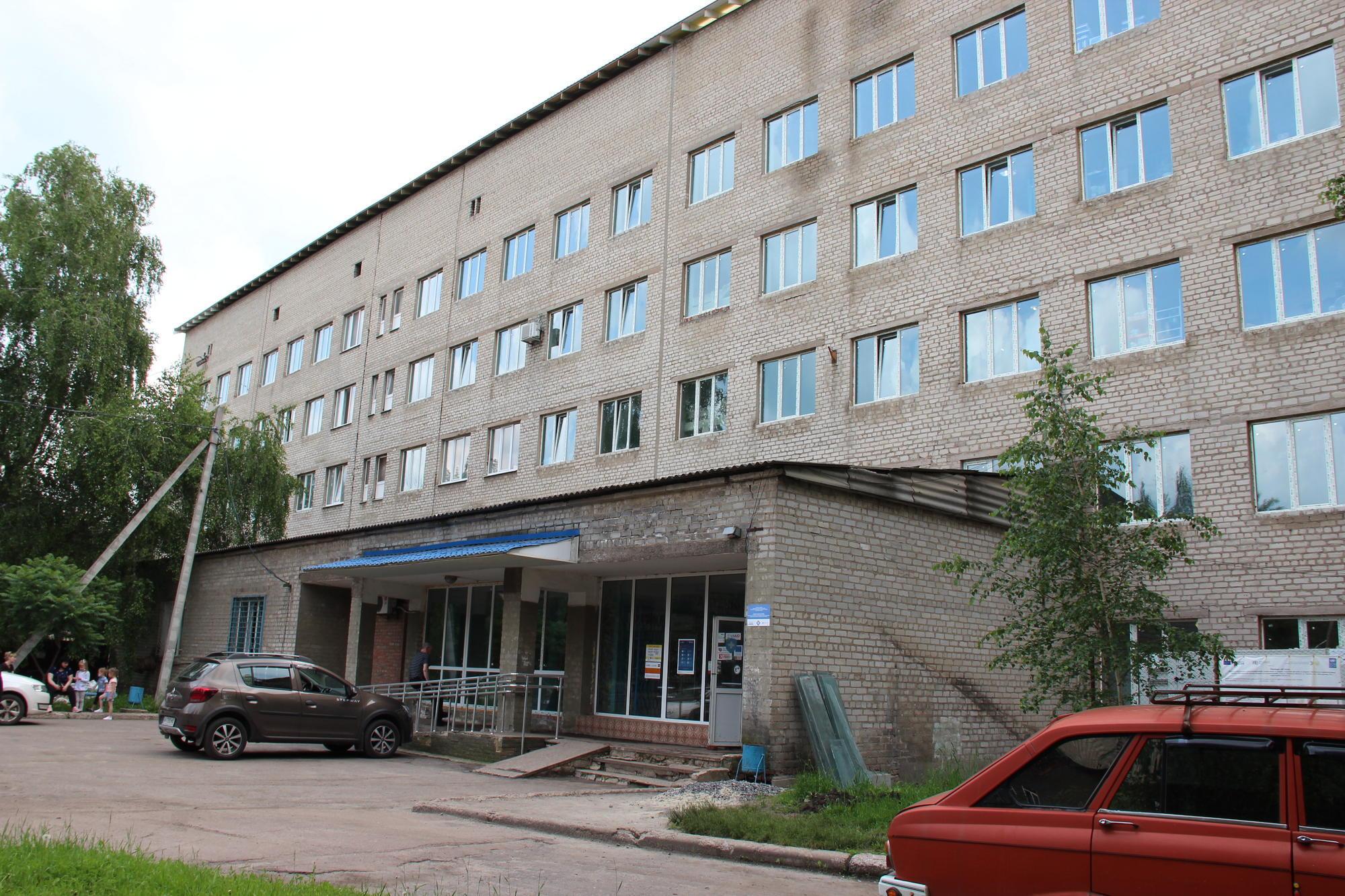 Торецька лікарня