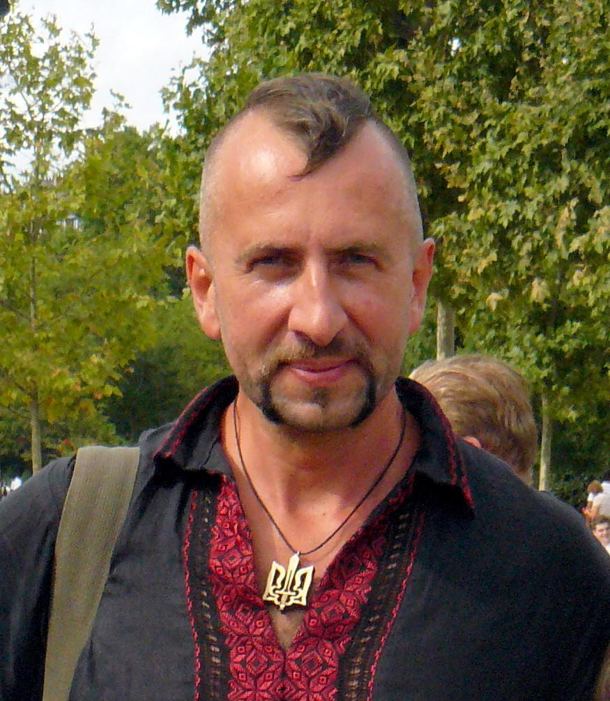 оперный певец Василий Слипак доброволец АТО