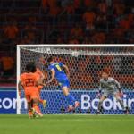 Евро-2020: после первого матча сборная Украины занимает третье место в своей группе
