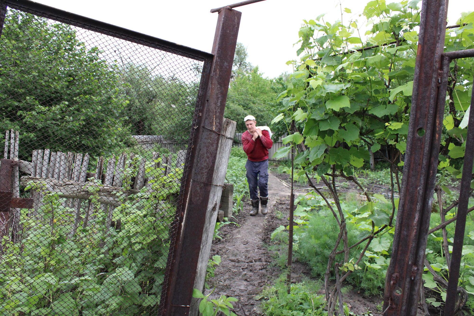 рятувальник ДСНС наслідки повені Донеччина
