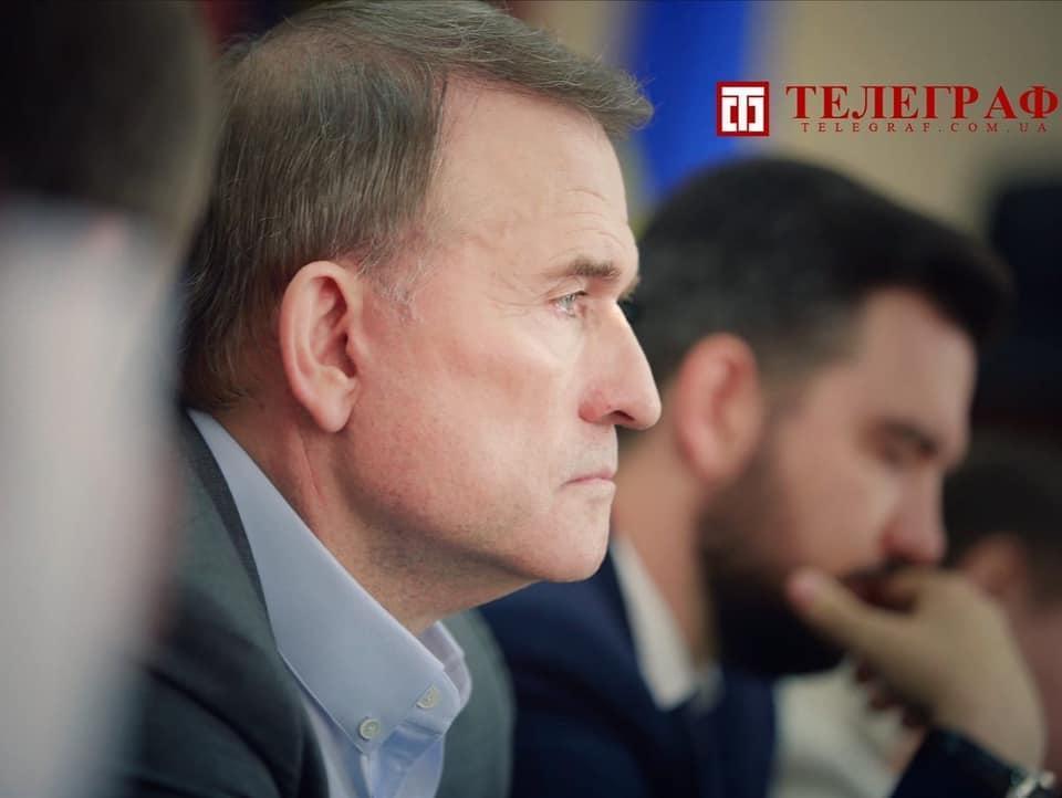 Підозрюваного у держзраді Медведчука залишили під домашнім арештом. Деталі