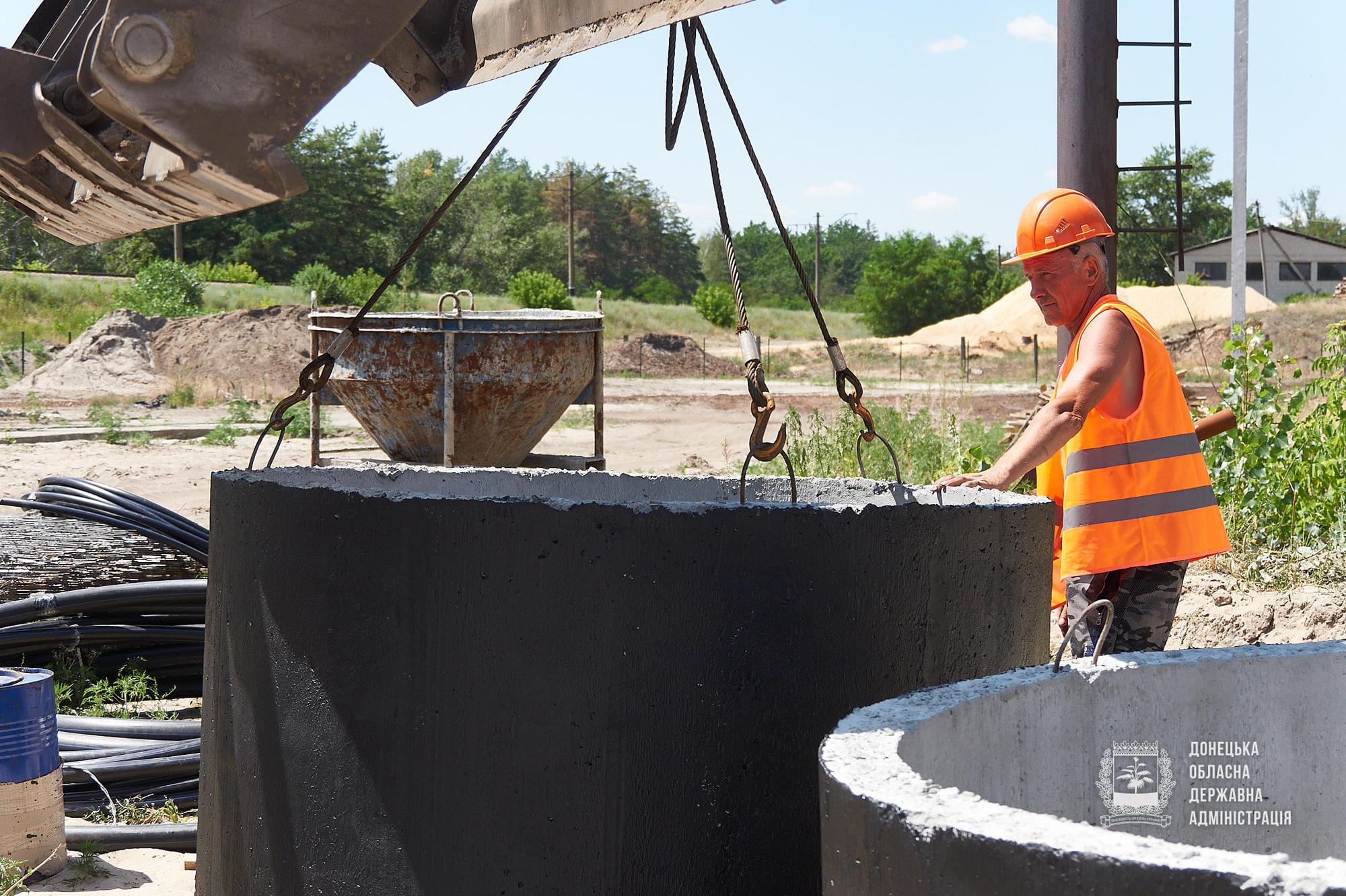 В Лимане строят семенно-селекционный центр для восстановления лесов Донбасса