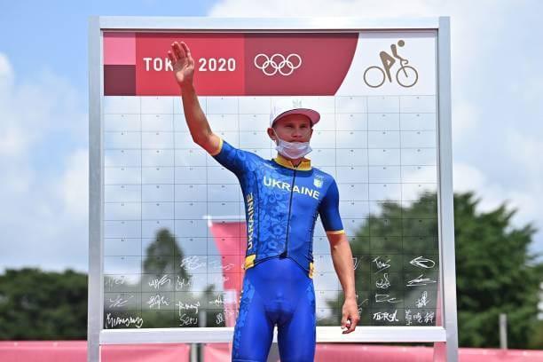 Анатолій Будяк на Олімпіаді-2020