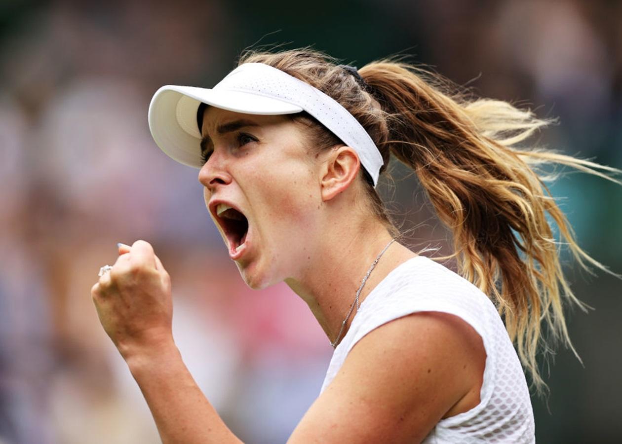 Українська тенісистка Еліна Світоліна обіграла німкеню та потрапила до 1/16 фіналу Олімпіади