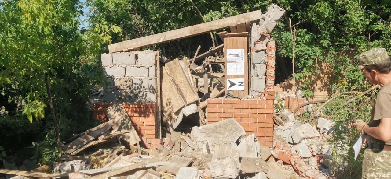 На Донбасі бойовики вгатили у житловий масив Опитного