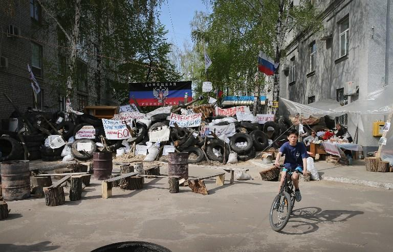 Седьмая годовщина освобождения Славянска и Краматорска от российских оккупантов