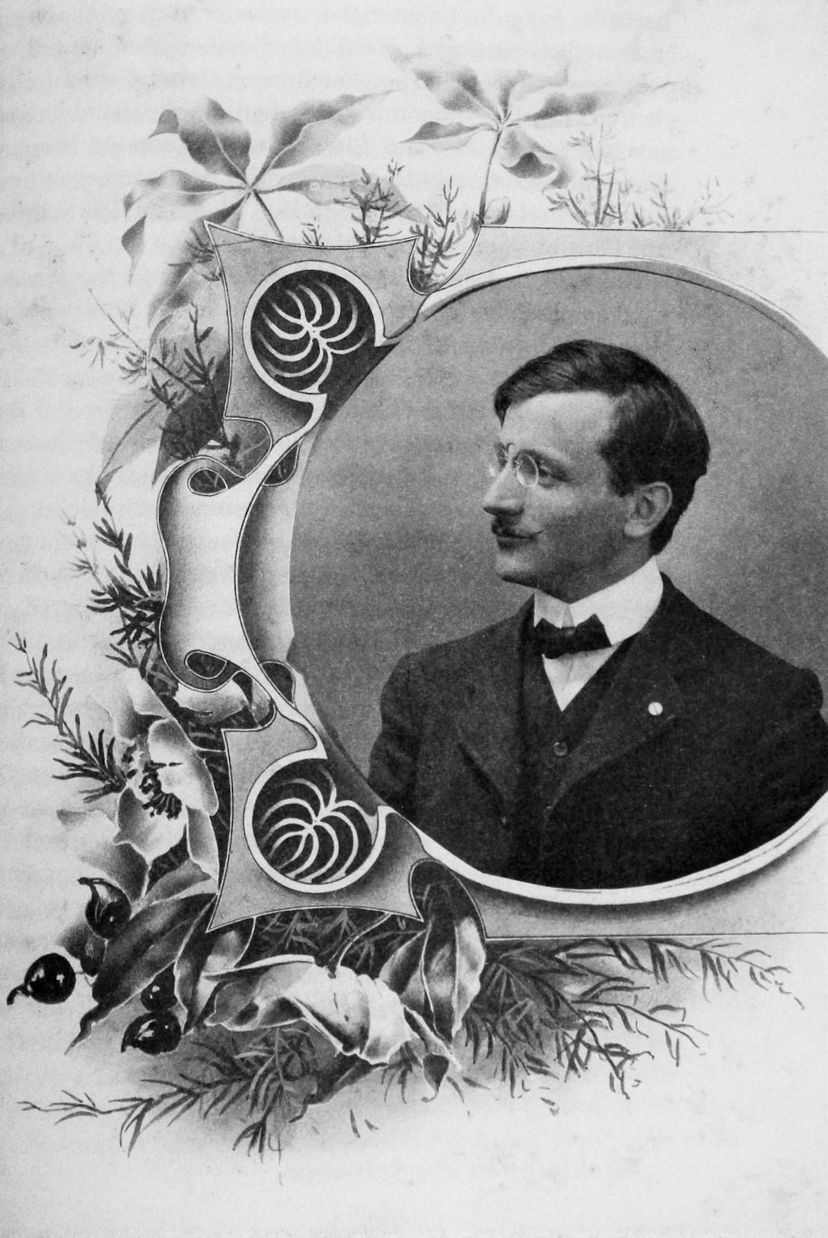 портрет Альфреда Гайсина
