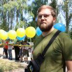 """""""Это делает нас сильнее"""". В небо над Светлодарском запустили флаг Украины. Его уже видели в ОРДО (ФОТО, ВИДЕО)"""
