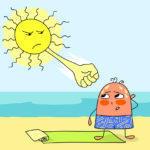 Чи зможете ви допомогти людині з тепловим ударом (інтерактивний тест)