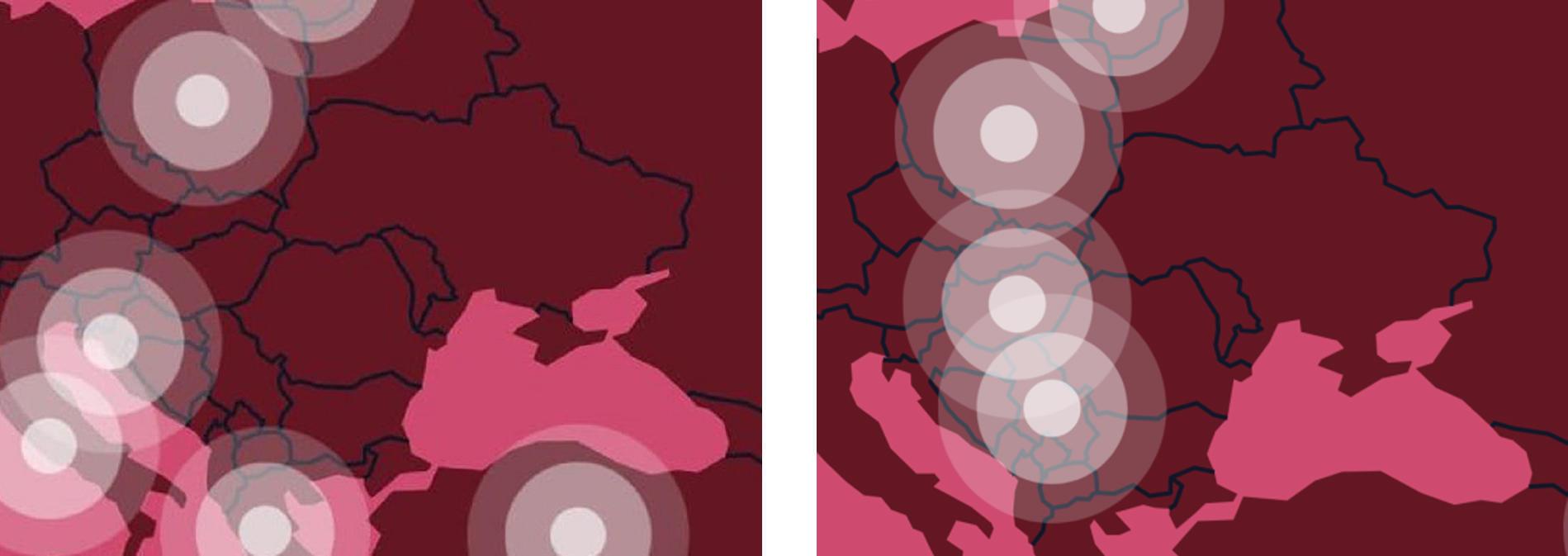 На сайте Олимпийских игр появилась карта Украины с отделенным от нее Крымом
