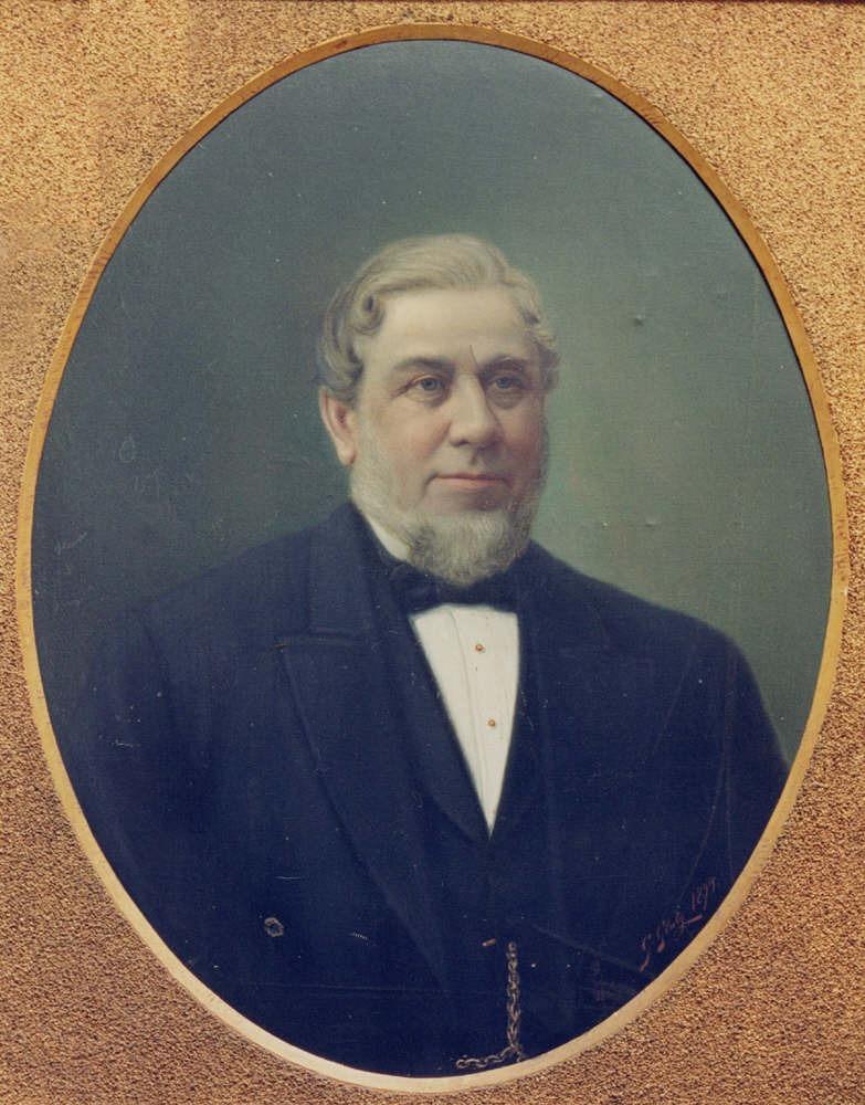 засновник Донецька Джон Г'юз