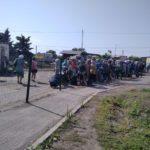 """За 2 ранкові години через КПВВ """"Станиця Луганська"""" пройшли майже тисяча людей,  —  ДПСУ"""
