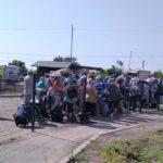 """Ситуація на КПВВ Донбасу: Пропуск є на """"Новотроїцькому"""" та """"Станиці Луганській"""",  —  ДПСУ"""