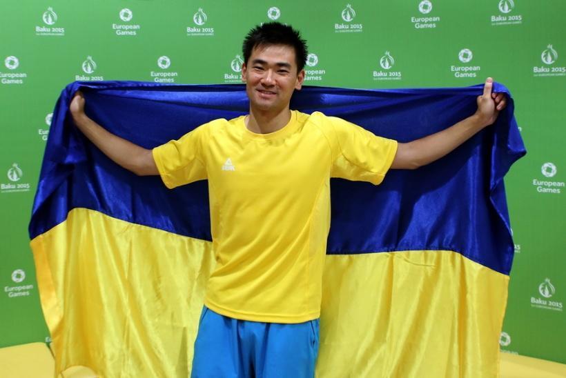 Коу Лей будет представлять Донетчину в составе зборной Украины на Олимпиаде-2020
