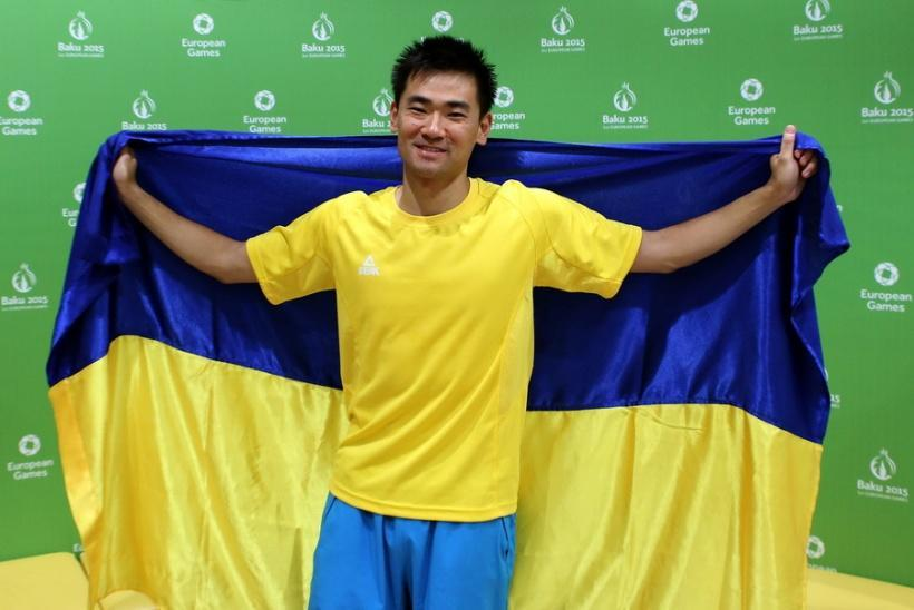 Коу Лей представляє Донеччину у складі команди України на Олімпійських іграх 2020