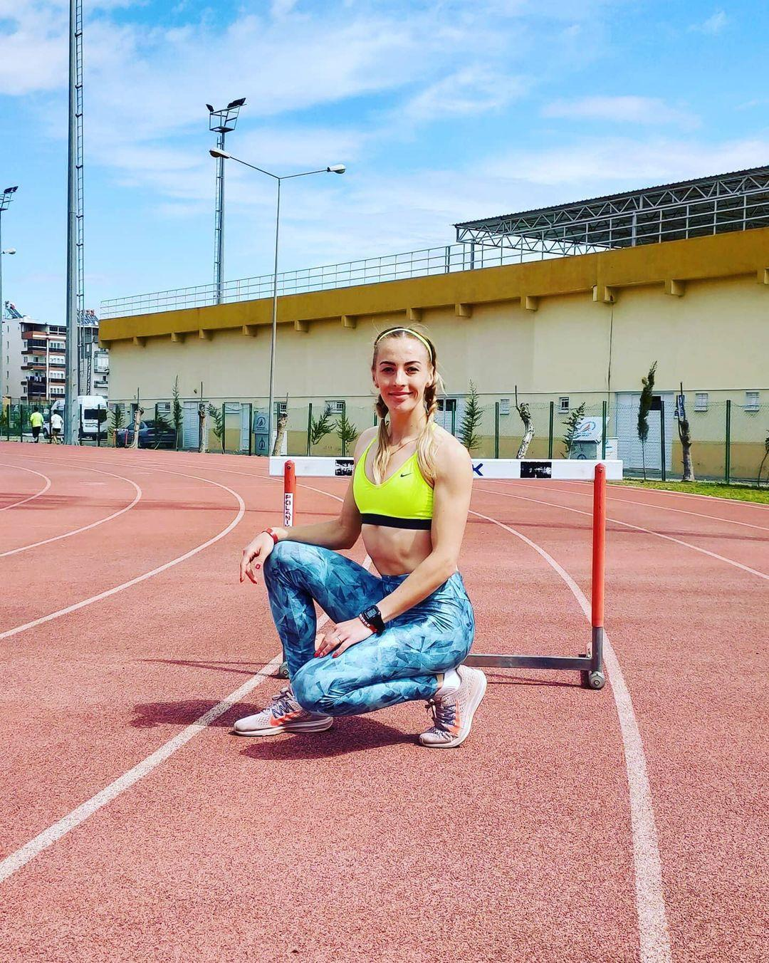 Марія Миколенко представляє Донеччину у складі команди України на Олімпійських іграх 2020