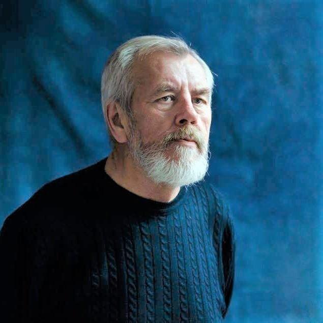 співробітник Лисичанського музею Микола Ломако