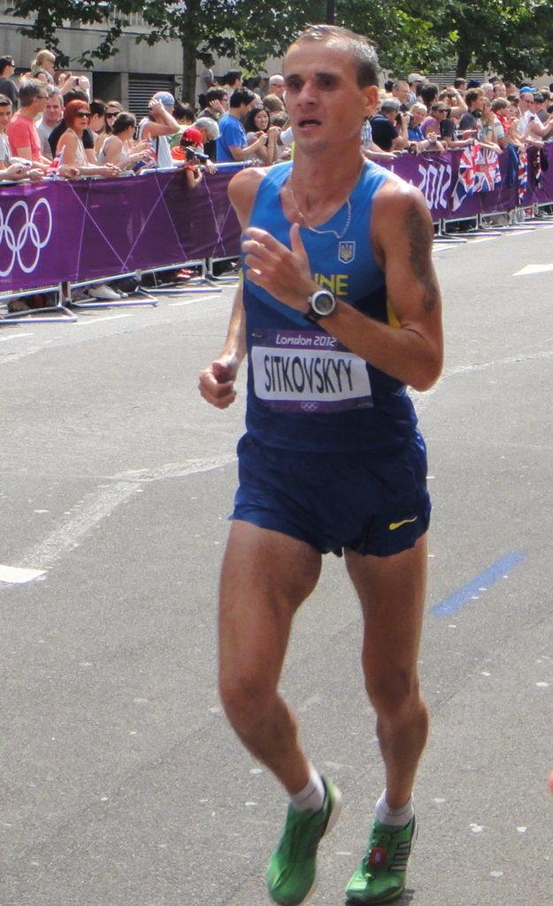 Олександр Ситковський представляє Донеччину у складі команди України на Олімпійських іграх 2020