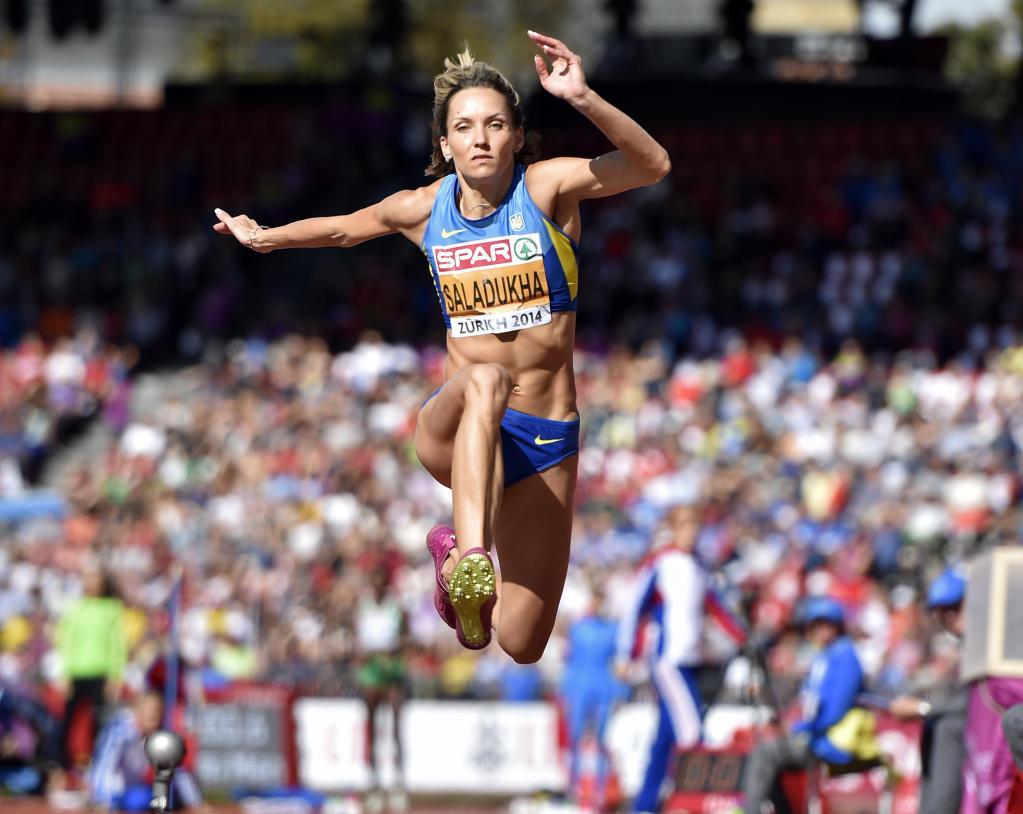 Ольга Саладуха представляє Донеччину у складі команди України на Олімпійських іграх 2020