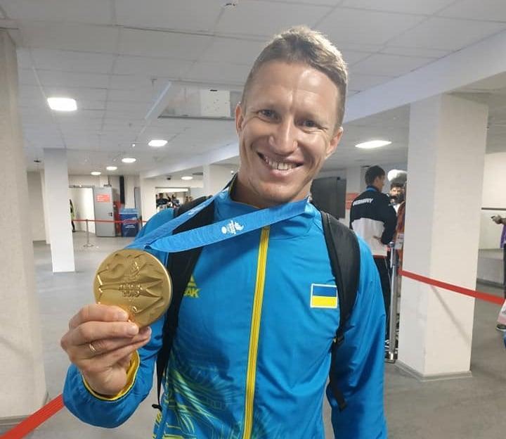 Сергій Смелик представляє Донеччину у складі команди України на Олімпійських іграх 2020