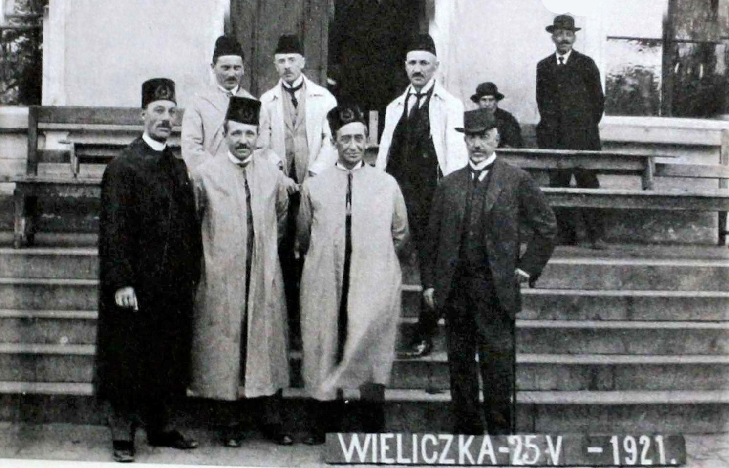 Зігмунт Тепліц у Польщі